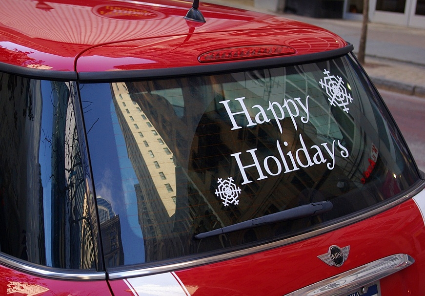 Seasons greetings eastern iowa minis a local group of for European motors des moines