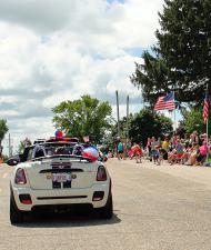 Holy Cross Parade and Festival -- Aug 12