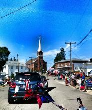Holy Cross Parade and Festival - August 9th