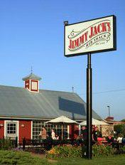 EIM Lunch at Jimmy Jack's in Iowa City - July 26th